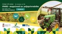 Onlajn sesija: IPARD mogućnosti za poljoprivrednike