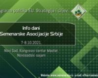 Info dani Semenarske asocijacije Srbije - Agrarna politika EU - strategija i ciljevi